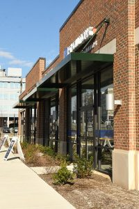 Here are three things to consider when purchasing a commercial awning.