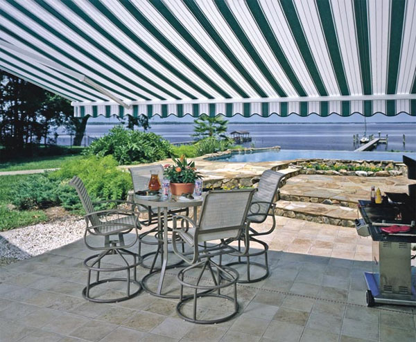 summer awning