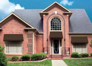 Why You Need A Front Door Awning