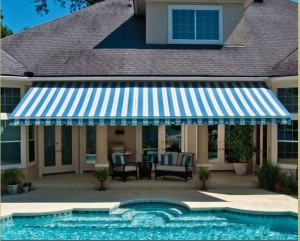 Attrayant Protect Your Awning From Rain And Wind. Retractable Awning