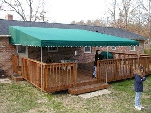 Understanding How To Choose The Best Awning Fabric