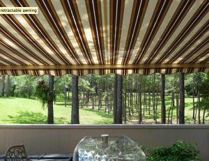 The best of waterproof awnings