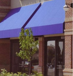 residential awnings and awning fabric cleaning