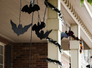 Halloween Awning Decoration Ideas