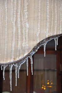 Store your awning for winter