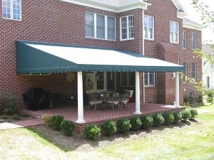 Can Snow Damage Cause To A Canvas Awning