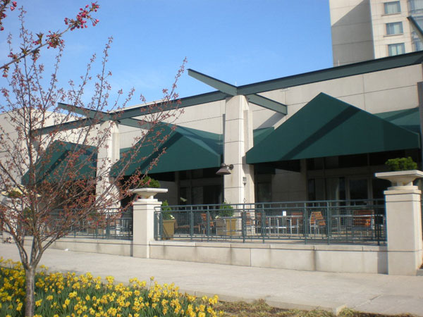 Commercial Awnings Photo Gallery Baltimore Md Dc Va