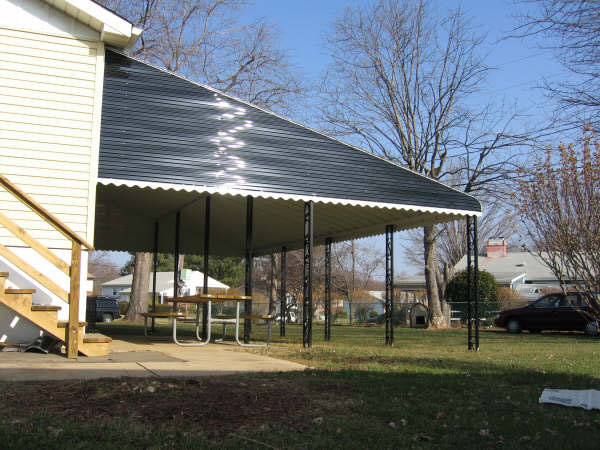 Carroll Architectural Shade Retractable Awnings Baltimore