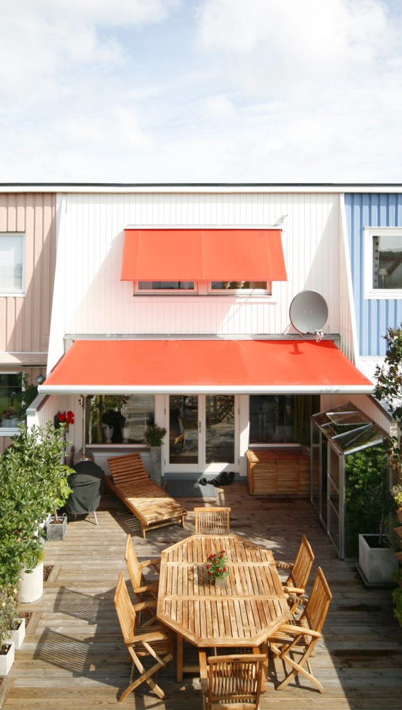 Awnings Add Value
