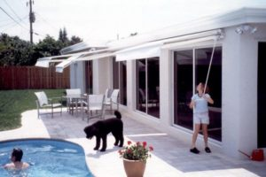 Fixing Your Retractable Awning