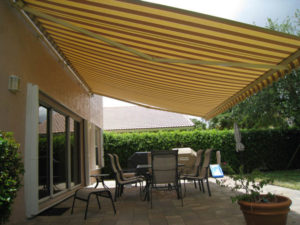 benefits of a residential patio awning
