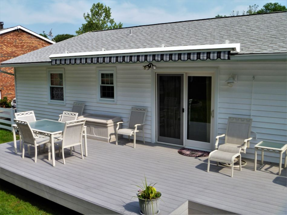 how to enjoy retractable awnings
