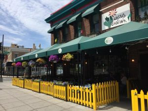 commercial awnings decrease energy consumption