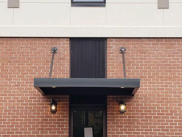 residential entrance canopy