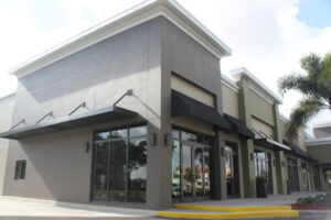 best commercial awning company in Potomac