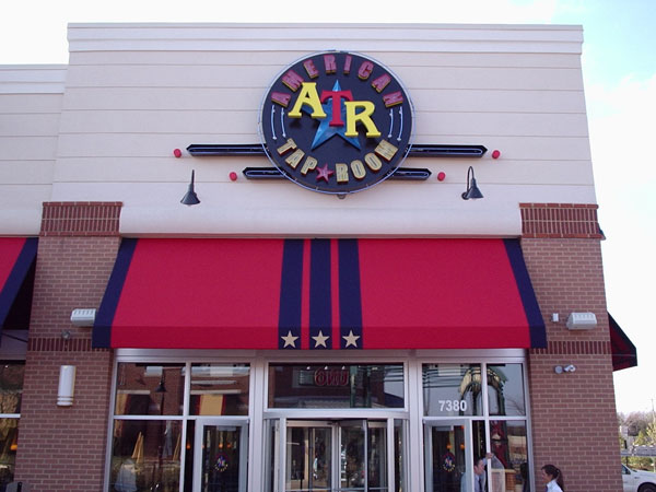 commercial awning fabric