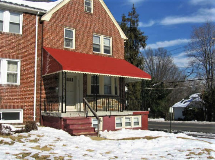 benefits of metal awning in winter