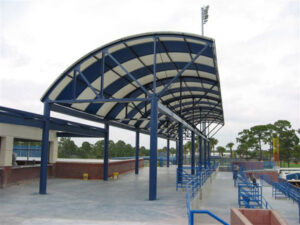best commercial awning company in Bowie