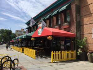 best commercial awning company in Columbia