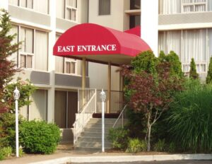 best commercial awning company in Easton Salisbury