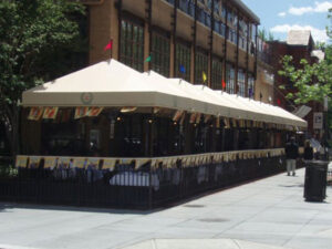 best commercial awning company in Prince Frederick