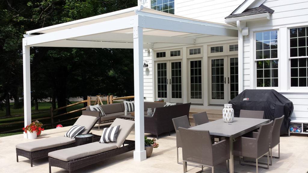 carroll architectural shade outdoor pergola canopy