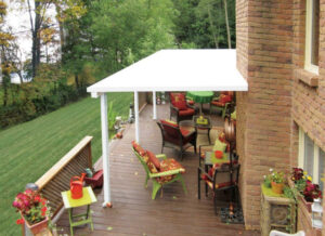 carroll architectural shade top awning company in Leesburg