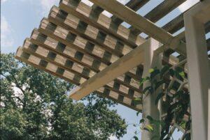 carroll architectural shade garden pergola
