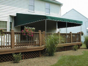 carroll architectural shade top awning company in Dale City