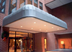 carroll architectural shade top awning company in Fairfax