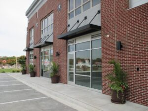 carroll architectural shade top awning company in Sterling