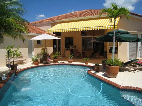 carroll architectural shade home awning system