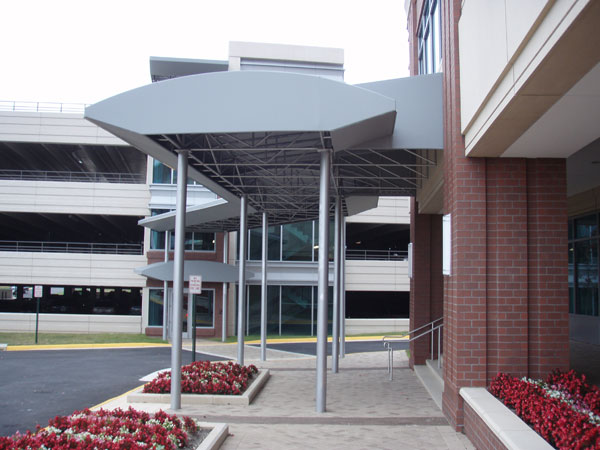 carroll architectural shade metal awnings