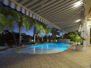 carroll architectural shade pool shades
