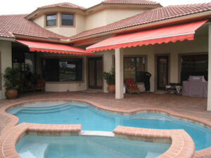 carroll architectural shade top awning company in Clinton