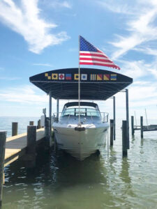 carroll architectural shade top awning company in Ocean City