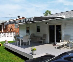 carroll architectural shade top awning company in Prince Frederick