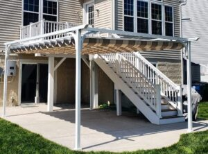 carroll architectural shade patio canopy