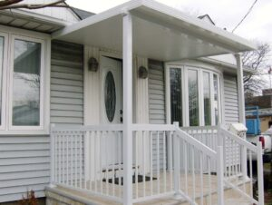 carroll architectural shade top awning company in Aberdeen