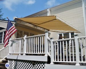 carroll architectural shade top awning company in Bel Air