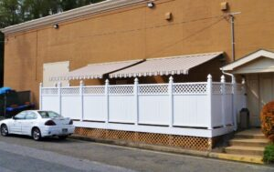 carroll architectural shade awning company in Silver Spring
