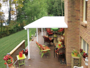 carroll architectural shade home aluminum awnings