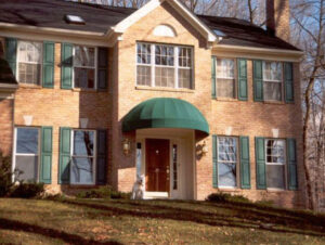 carroll architectural shade awning company in Reston